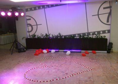 DJ na svadbu Kežmarok, osvetlenie