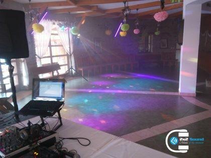 DJ na svadbu, ozvučenie, osvetlenie