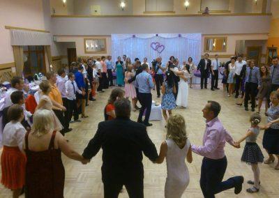 Dj na svadbu, tanečná zábava, redový tanec