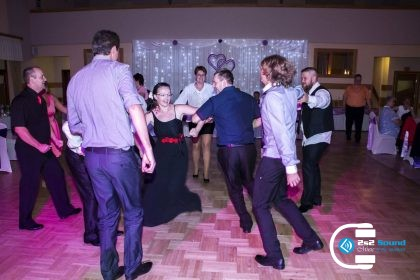 Dj na svadbe, tanečná zábava