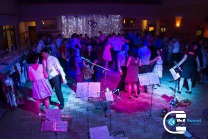 Dj na svadbu & Matejovská dychovka, tanečná zábava