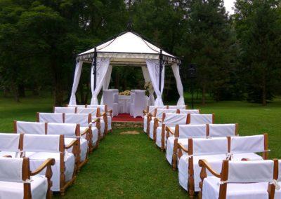 Ozvučenie svadobného obradu
