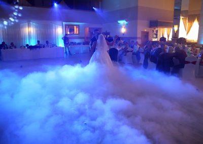 Plazivý dym - tanec v oblakoch