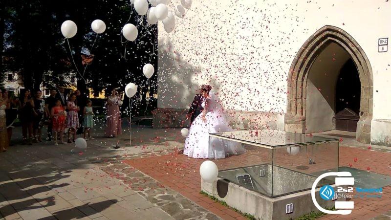 Vystreľovacie konfety - Konfetový dážď
