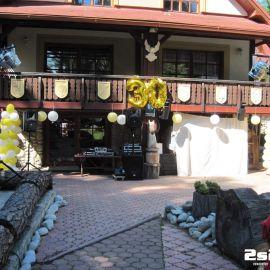 DJ ozvučenie a osvetlenie rodinná oslava 30tky vila Astra v Starej Lesnej