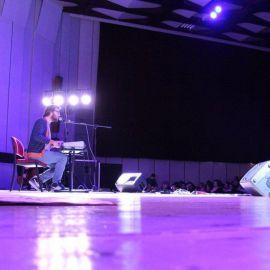 Ozvučenie a osvetlenie umeleckých vystúpení mládeže v zasadačke MsÚ v Poprade
