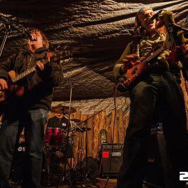 Ozvučenie koncertu kapely Pentagramček v Poprade