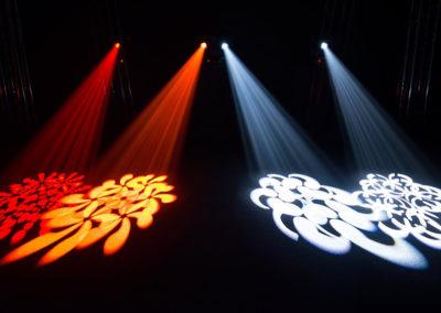 Špeciálne osvetlenie | Inteligentné pohyblivé svetlá